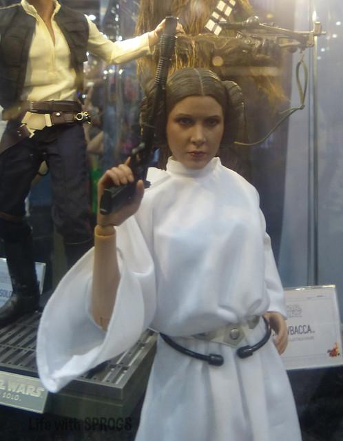 Hot Toys Princess Leia