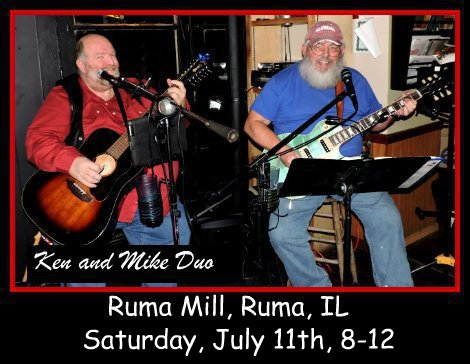 Ken and Mike Duo 7-11-15