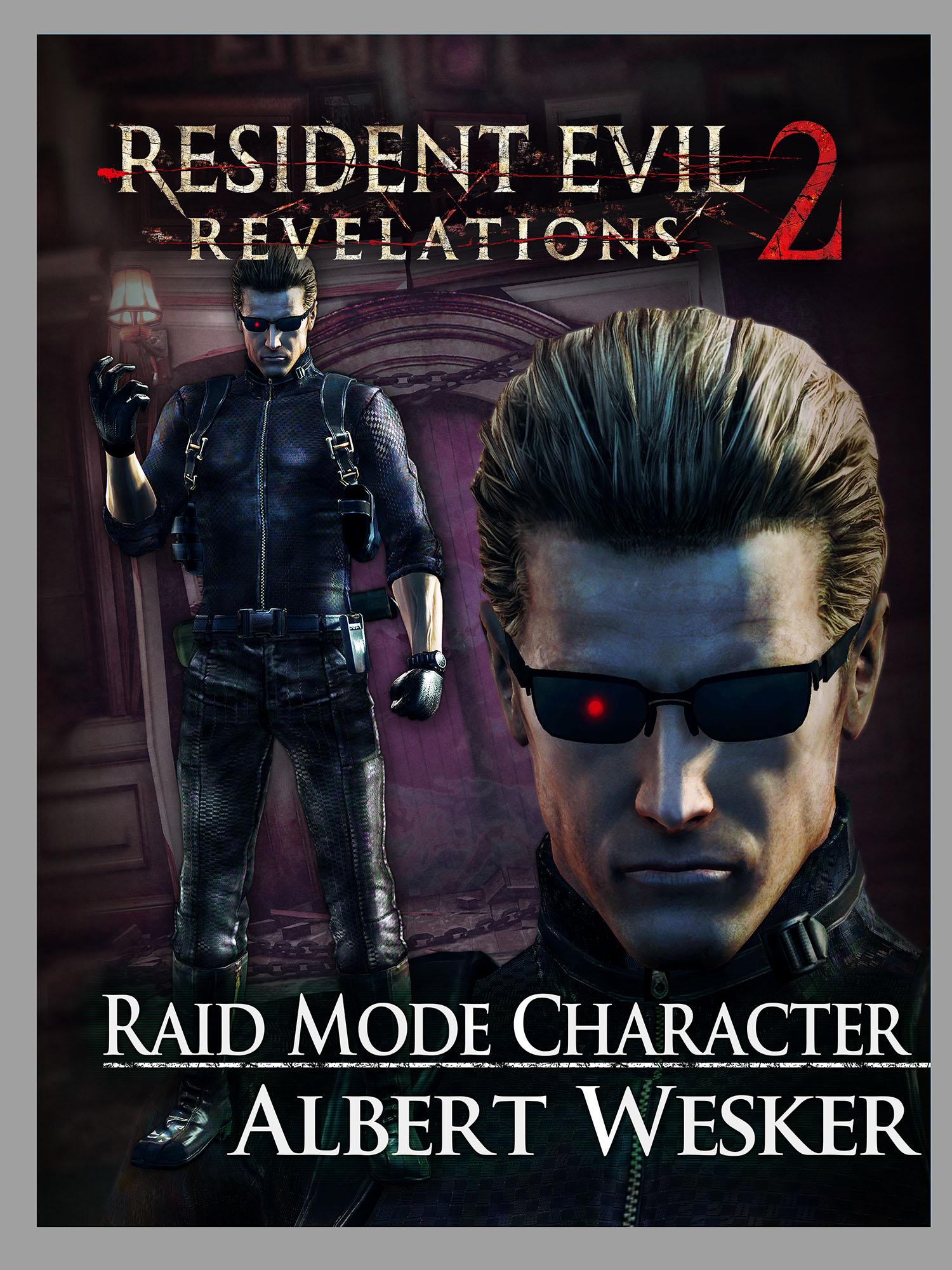 Raid Character Wesker