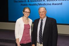 Betty Cheney & Dr. John Bullock