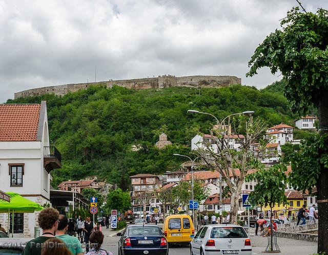 Kaljaja Fortress - Prizren, Kosovo