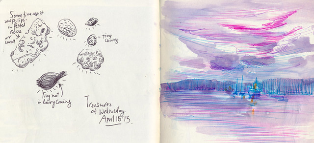 Sketchbook #89: Trip to the Caribbean