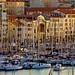 Marseille 2014 - 260 le théâtre de La Criée à travers le Vieux Port by paspog