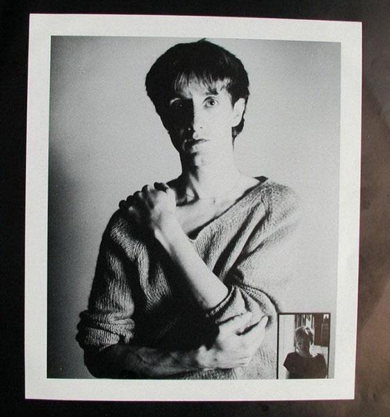 Вини Райли. Фото с внутреннего конверта пластинки «Amigos em Portugal»