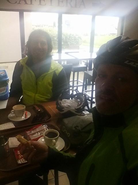 Dieppe breakfast