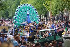 Gay Pride 2015 Amsterdam (Netherlands)