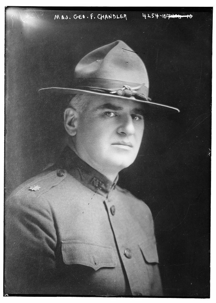 Maj. Geo. F. Chandler (LOC)