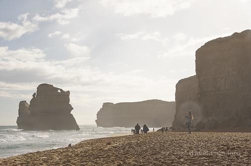 【写真】2015 世界一周 : 12使徒(海岸より)
