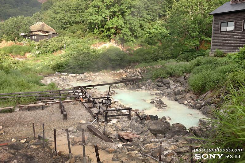 akita tazawa mountain hot springs