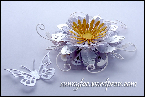 Floral Gift Topper