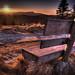 Sonnenuntergang am Feldberg 3 by oʇ[◎]ɥd   ʍɟɐ