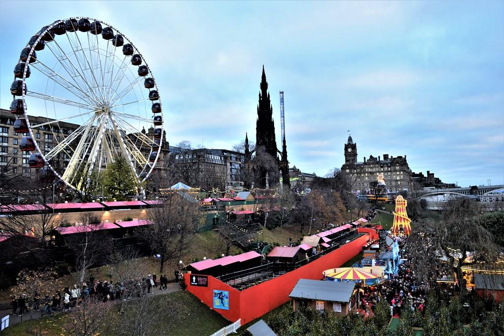 Hotels In Edinburgh Near Station