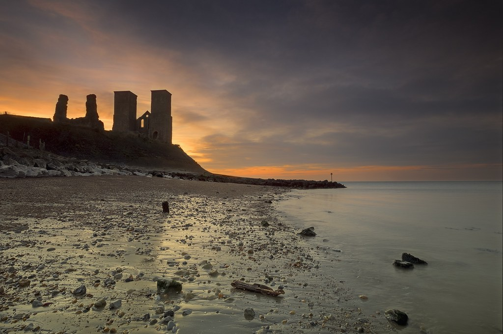Last Light at the Towers