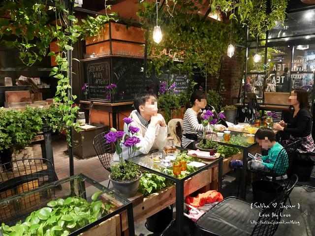 日本東京表參道花店咖啡館Aoyama Flower Market Tea House青山店  (22)