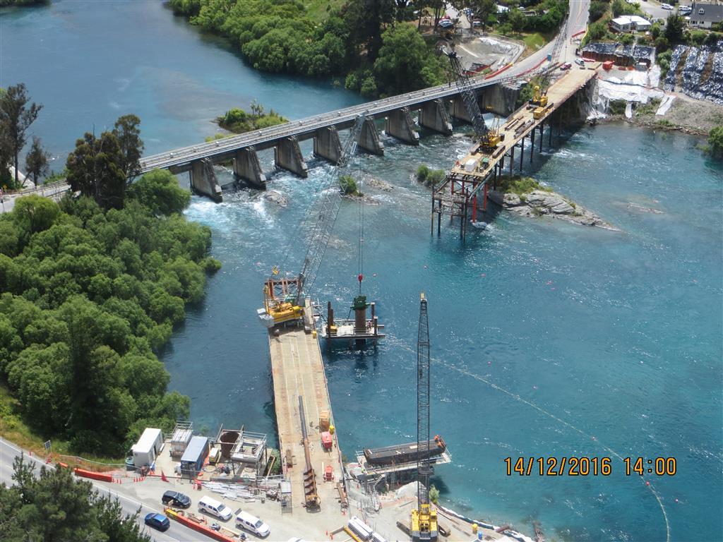 New Two Lane Kawarau Falls Bridge Project Nz Transport