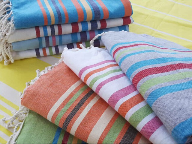 Colorful fouta