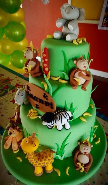 Cake by Genesis Cake Creations