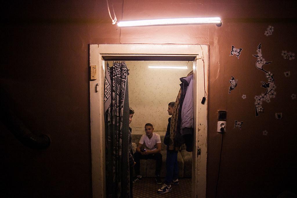 Részlet Magócsi Márton (szabadúszó / Abcug.hu): Fényhozók - az energiaszegénység enyhítése napenergiával és LED-technológiával című sorozatából (Képriport, 3. díj)