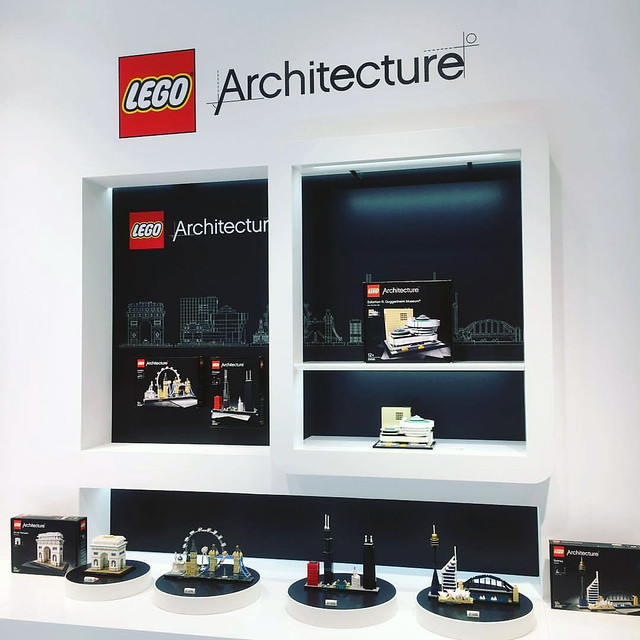 Nürnberg Toy Fair 2017 Architecture 2