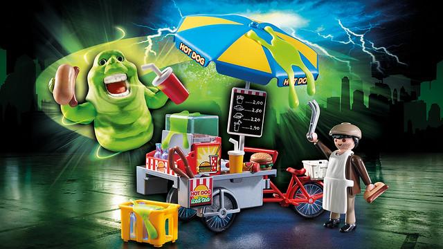 Playmobil《魔鬼剋星》全系列商品公開~ Ghostbusters sets