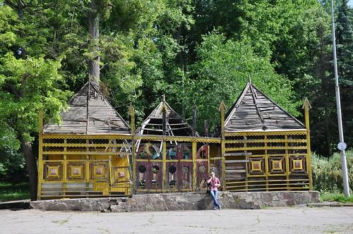 «Домінус» — без землі, але з будинками у парку
