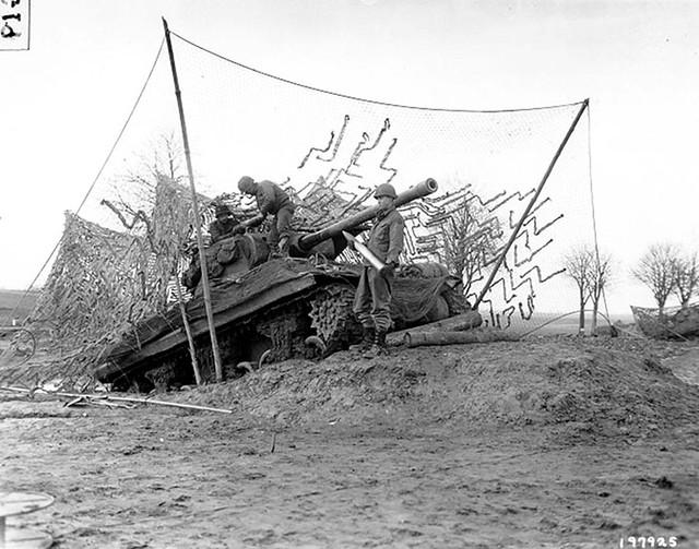 M36 Jackson destructor del tanque