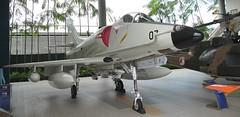 A4SU Skyhawk 607