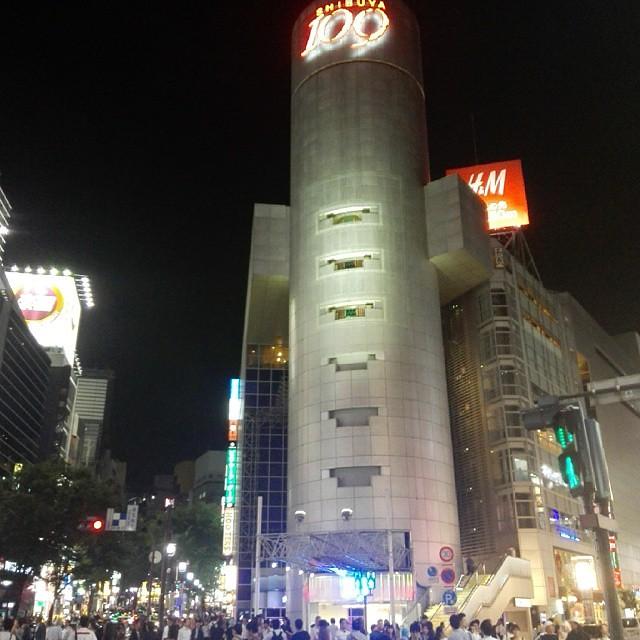 Can't find Hachiko. Shibuya 109 nalang lol  #igdaily #igersjp #instagramhub #instagood #mine #like #follow #ignation #l4l #instagramlove #tagsforlikes #love #instadaily #instalove #instalike #instafollow #nofilter #japan #日本 #travel #vacation #holiday #東京