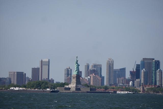 日, 2015-06-07 16:11 - the Statue of Liberty 自由の女神