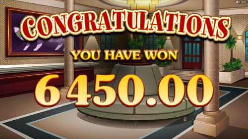 Kitty Cabana Bonus Feature Win