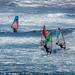Wind Surfers at Ho'okipa
