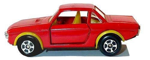 Playart Lancia Fulvia coupé
