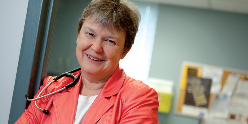Ruth Wilson, professor of Family Medicine, was named a Member of the Order of Canada for her contributions to improving primary care in Ontario and for her leadership in family medicine.
