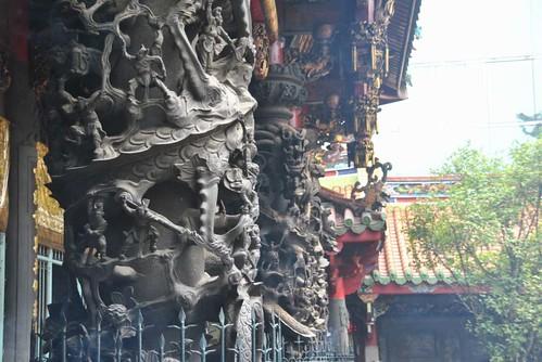 11 Templo de Longshan en Taipei  (20)