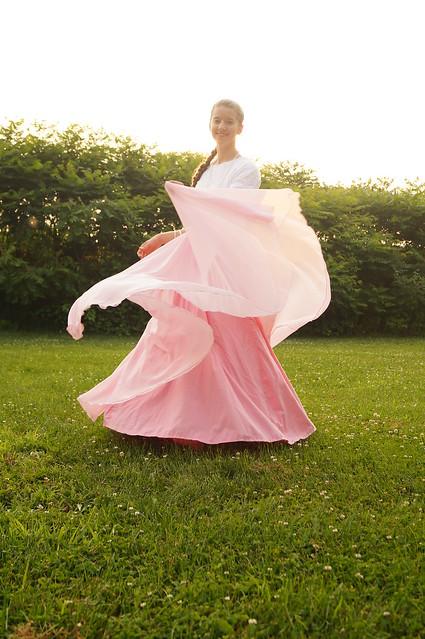 Anna's 4H Dress