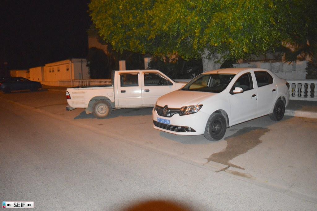 Renault Symbol isuzu D-max Tunisia 2015