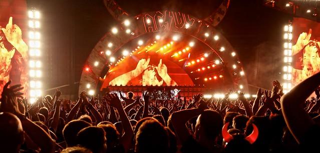 AC DC 2015 Wembley Stadium