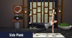 Yoga 5 Side Plank