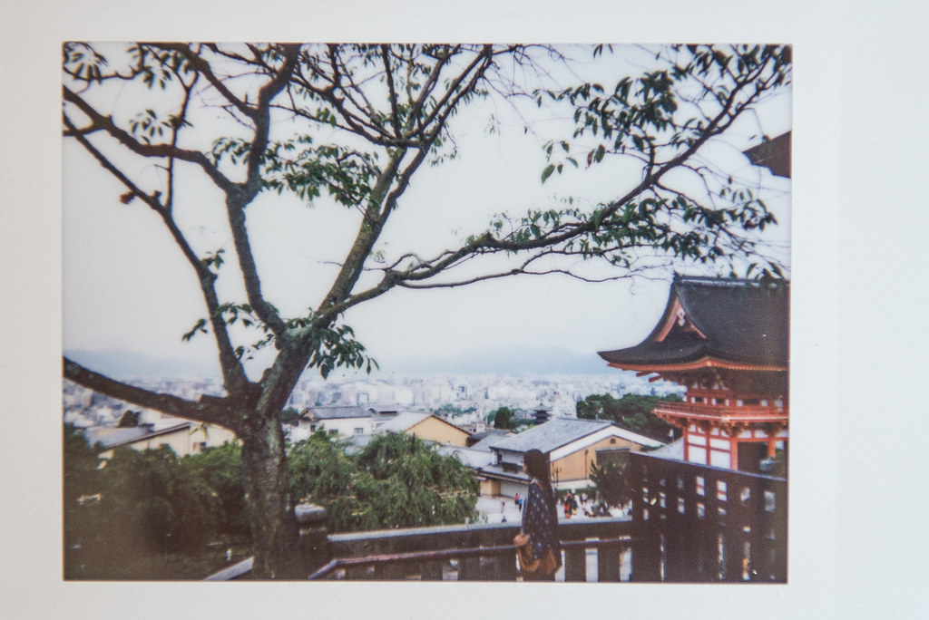 japan instax | kiyomizu-dera