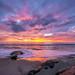 Windansea Beach Sunset by markwhitt