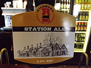 Richmond, Station Ale, England