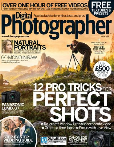 Digital Photographer Magazine