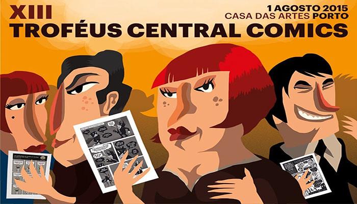 Central Comics Fest 2015 - 1 e 2 de Agosto e com Crandes Novidades