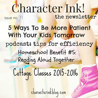 Character Ink Newsletter No. 11
