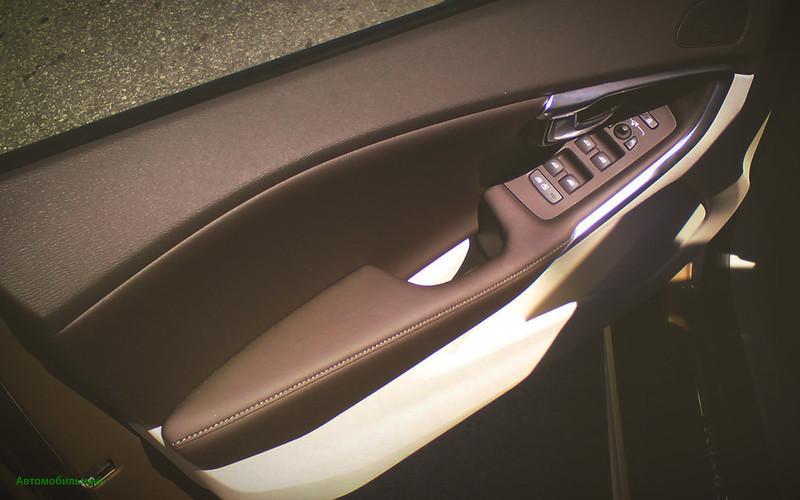 Volvo V40 AV test drive-12