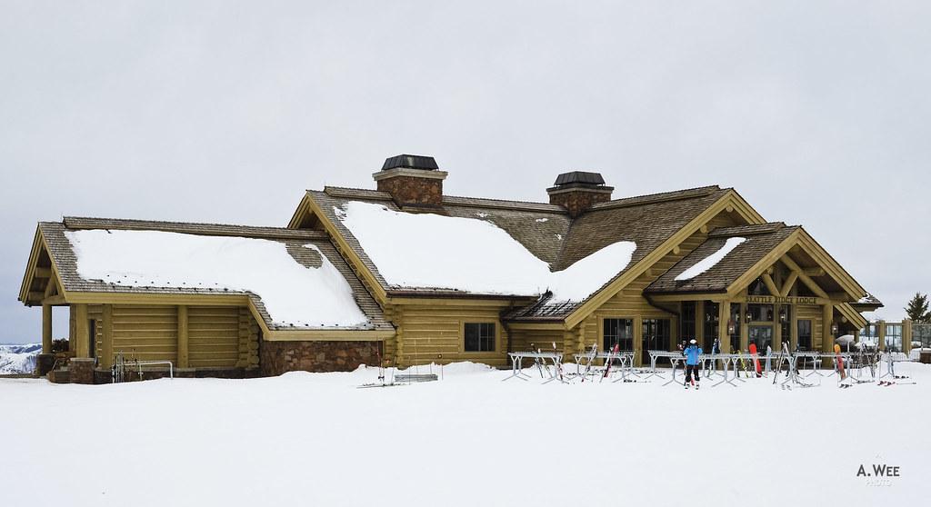 Seattle Ridge Day Lodge