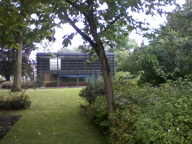 Fitzwilliam College Cambridge Auditorium