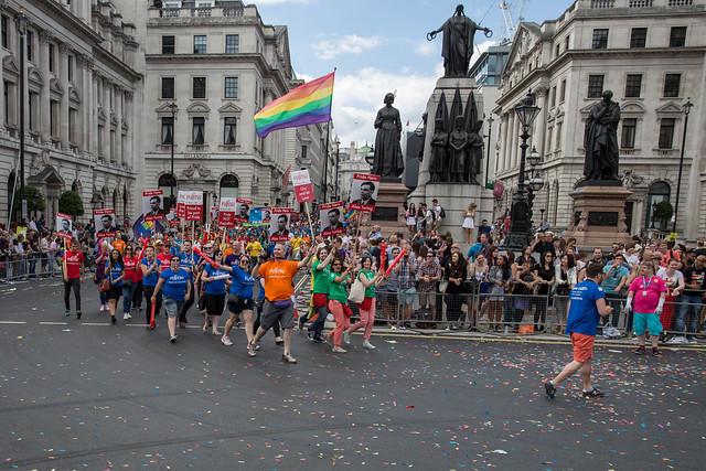 Alan Turing - London Pride