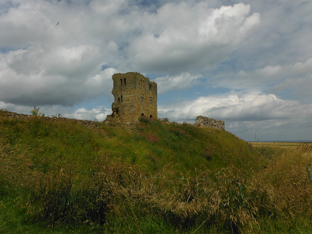 Scarborough Castle Keep 4