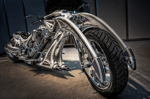 Harley-Davidson Custombike